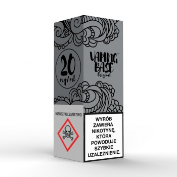 Vaping Base 20 mg/ml 10 ml