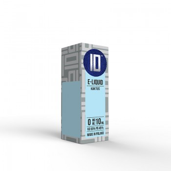 Liquid Idealny Kaktus 0 mg/ml 10 ml