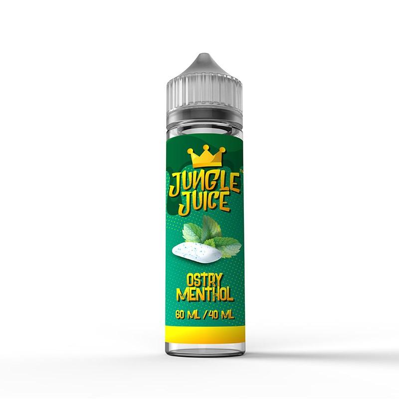Jungle Juice Ostry menthol 40 ml