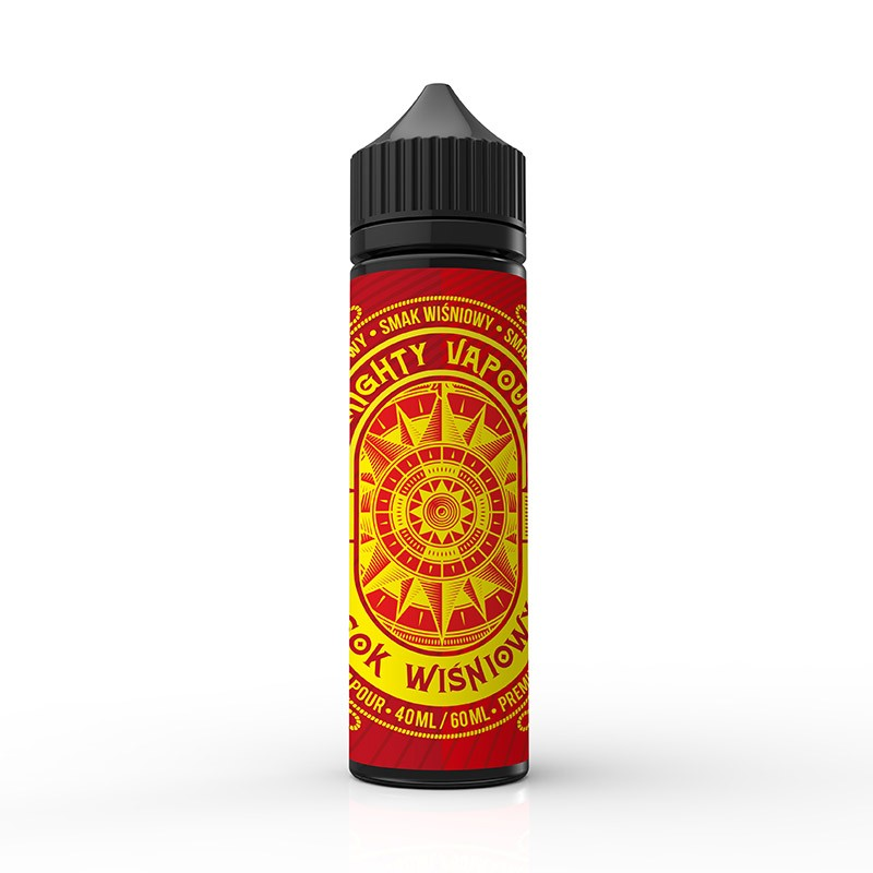 Mighty Vapour Sok Wiśniowy 40 ml