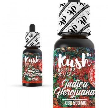CBD Kush Origins - Indica Herojuana 10 ml 500 mg