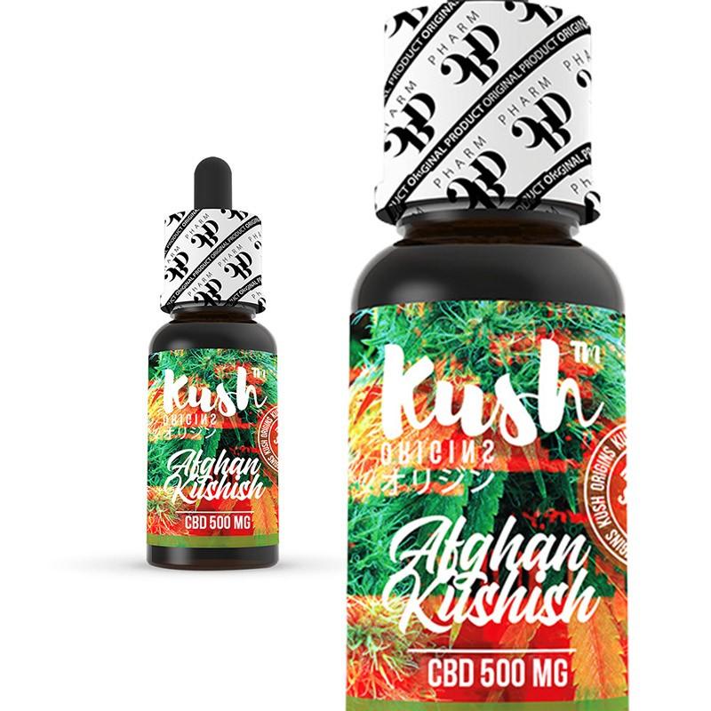 CBD Kush Origins - Afghan Kushish 10 ml 500 mg