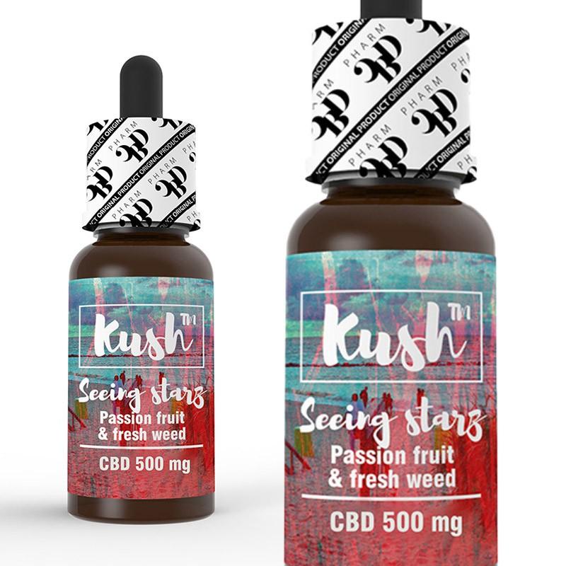 CBD Kush Experience - Seeing Starz 10 ml 500 mg