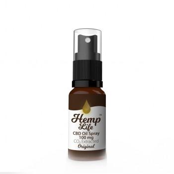 Hemp Life Spray Natural 100 mg 10 ml