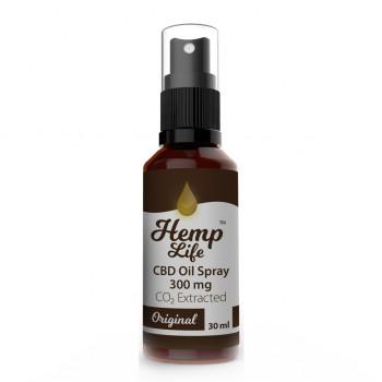 Hemp Life Spray Natural 300 mg 30 ml