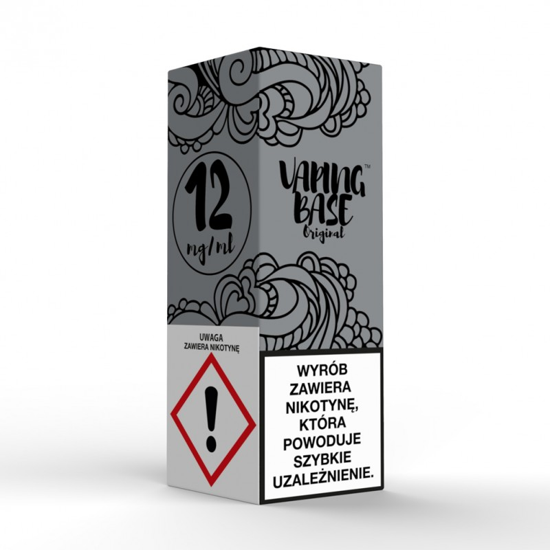 Vaping Base 12 mg/ml 10 ml