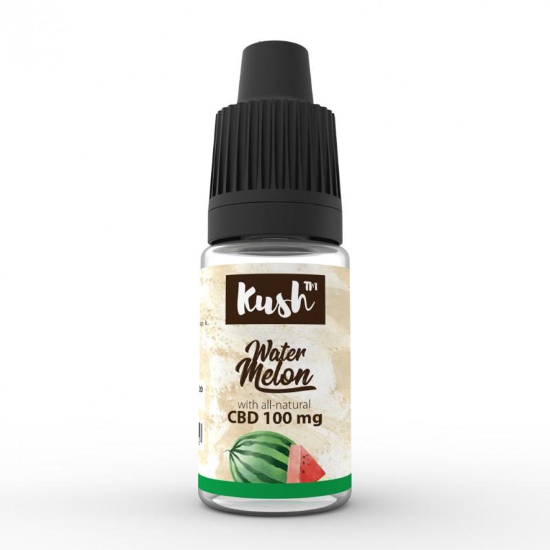 Kush Basics Water Melon 100 mg CBD 10 ml