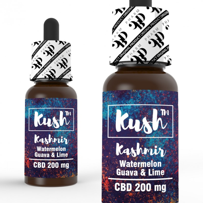 Kashmir 200 mg CBD 10 ml