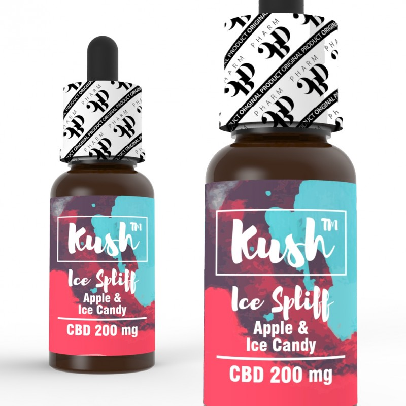 Ice Spliff 200 mg CBD 10 ml