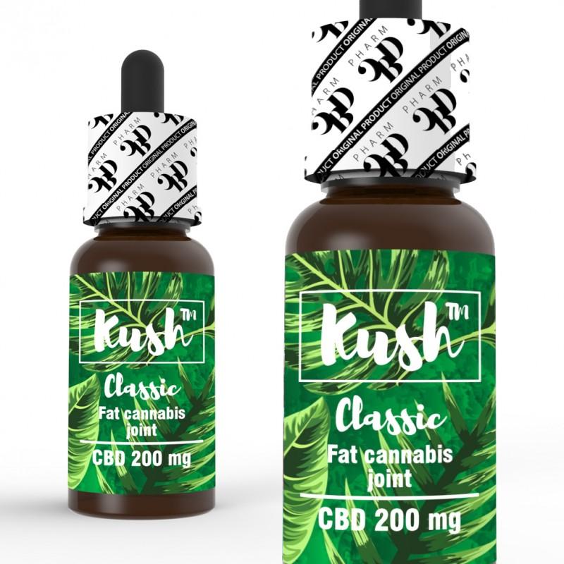 CBD Kush Standard - Classic 10 ml 200 mg