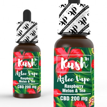 Aztec Vape 200 mg CBD 10 ml