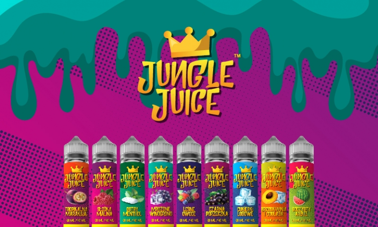 Nowe Premixy Jungle Juice