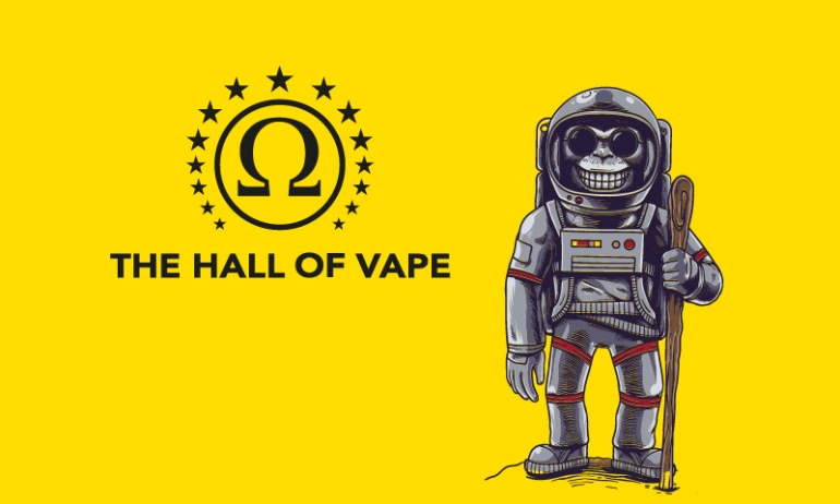 Targi Hall Of Vape 2019 Hamburg